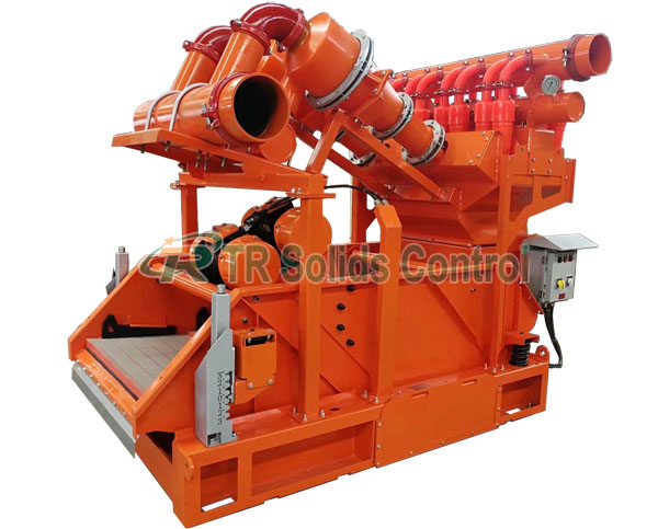 Drilling Fluid Mud Cleaner|China Drilling Mud Cleaner Manufacturer|Mud Cleaner Supplier