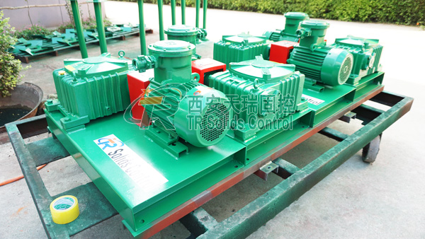 Mud agitator for oil and gas drilling, high quality mud agitator, horizontal mud agitator