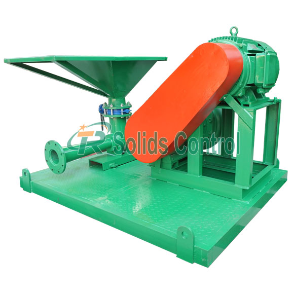Features of TRSLH Series Jet Mud Mixer title=