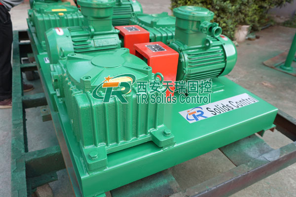 Drilling Fluids Mud Agitator Sent to European title=