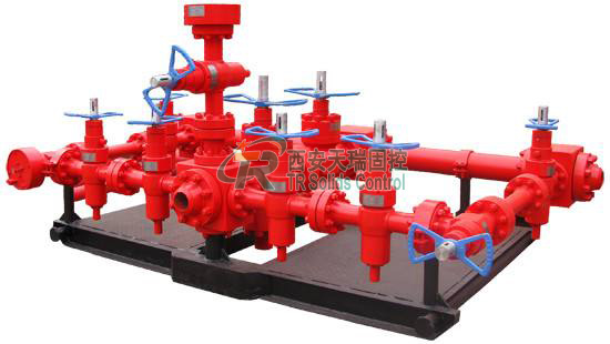 Choke Manifold,Well Choke Manifold,China Choke Manifold Supplier