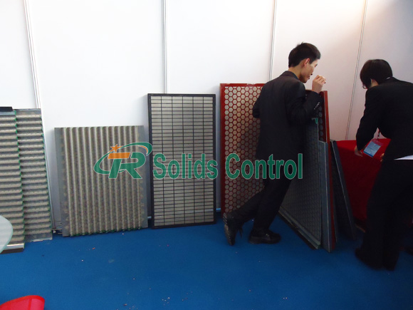API 20 to API 400 shaker screen, good price shaker screen, China shaker screen supplier