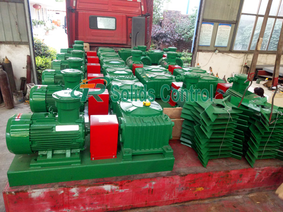 Drilling fluids mud agitator, oilfield drilling mud agitator, China mud agitator supplier
