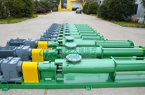 Good price screw pump, oilfield screw pump, China screw pump manufacturer