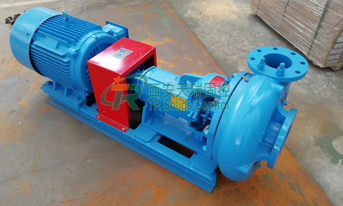 Centrifugal Pump Ready for New Zealand Client