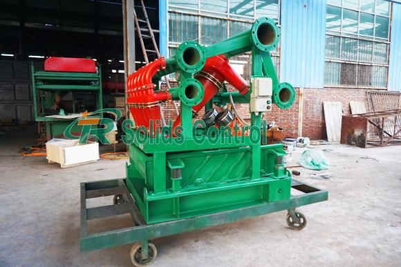 High quality mud cleaner, factory price mud cleaner, mud cleaner for oil & gas drilling