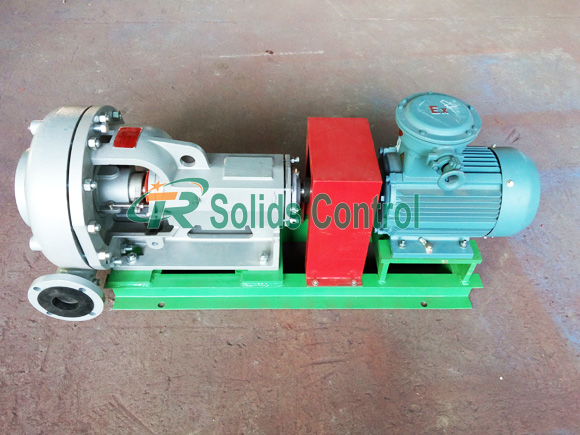 Mission Centrifugal Pump Is In Production At TR Factory