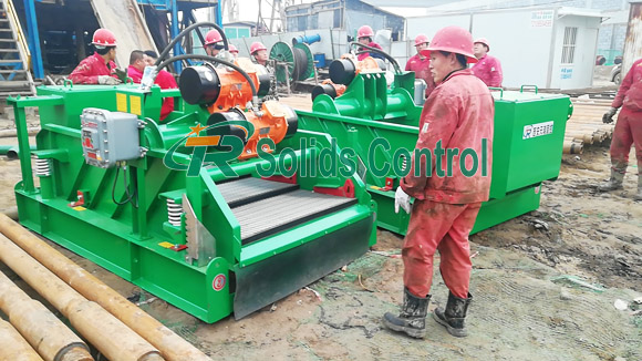 Drilling fluid shale shaker, mud shale shaker for sale, oilfield shale shaker