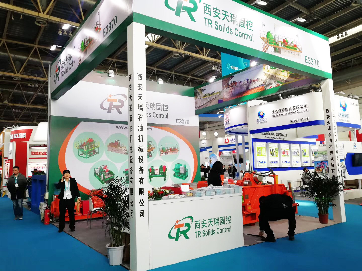 TR Attends CIPPE 2019 in Beijing title=