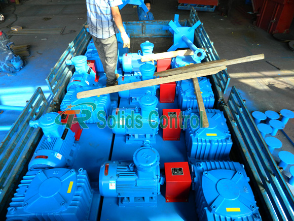 Drilling fluid mud agitator, oilfield mud agitator for sale