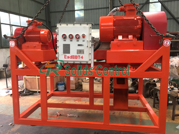 Decanter Centrifuge Exported to Argentina