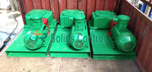 Drilling Mud Agitators Shipped to India title=
