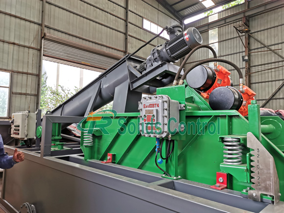 Drilling Waste Management Sent to African Market