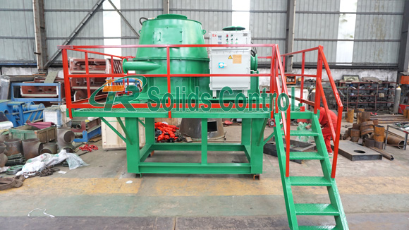 Vertical Cutting Dryer Sold to South American Client