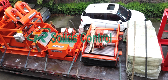 Mud Cleaning System for Horizontal Directional Drilling Company title=