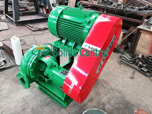 Shear Pump For Tunneling Construction Company title=