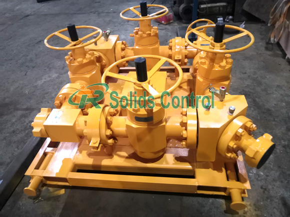 Choke Manifold & Surface Safety Valve Exported to New Client title=