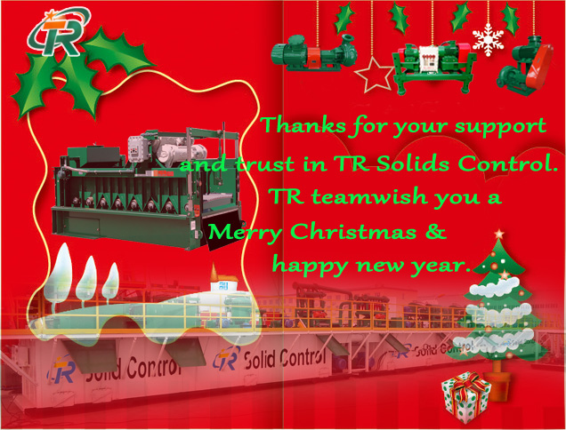 TR Solids Control Wish You A Merry Christmas & Happy New Year title=