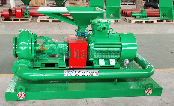 Jet mud mixer for hot sale, China jet mud mixer supplier