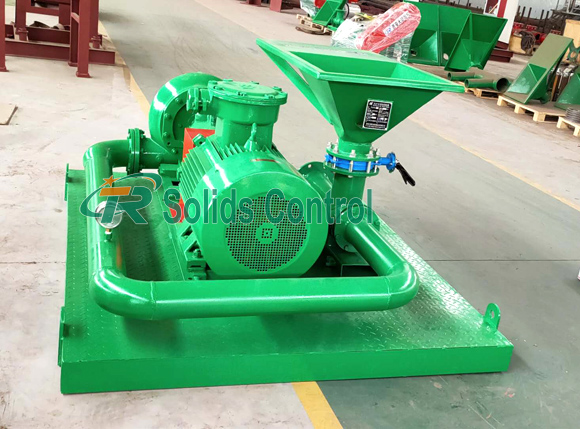 Jet mud mixer for oil & gas drilling, factory price jet mud mixer