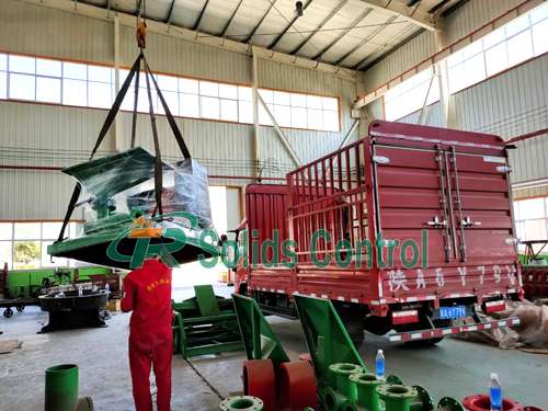 Jet mud mixer for subway, Solid control jet mud mixer