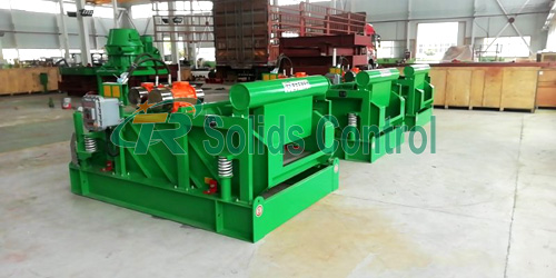 Drilling Shale Shakers To Be Delivered