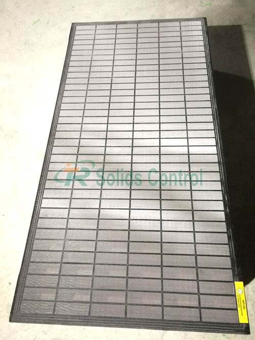 Composite shaker screen, API shaker screens
