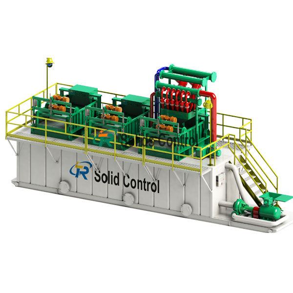 HDD Mud Recycling System,Mud Recycling System,Mud Recovery System