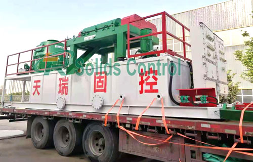 Oil based drilling waste management, Cutting Dryer System