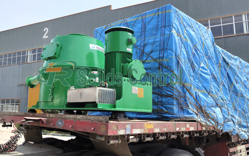 Vertical cutting dryer for drilling waste management